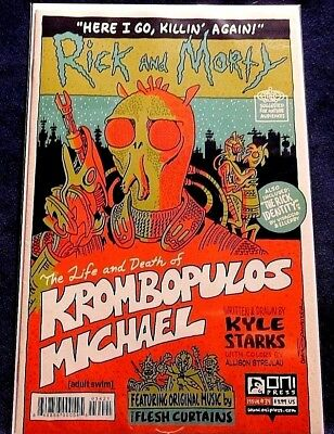 Rick and Morty Issue #34 1st Variant *We Combine Shipping*