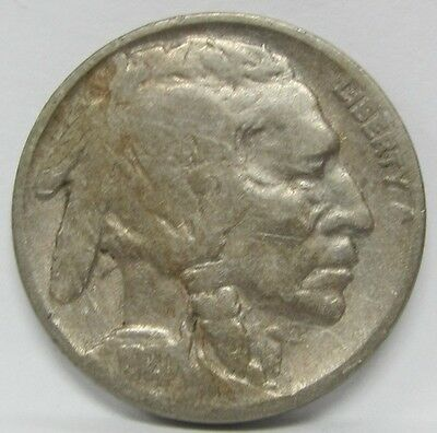 1920 Buffalo Nickel - Indian Head *Full Date Early US 5 Cents