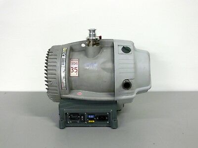 BOC Edwards XDS 35i Oil-Free XDS Dry Scroll Vacuum Pump - MFG 2008 - Working