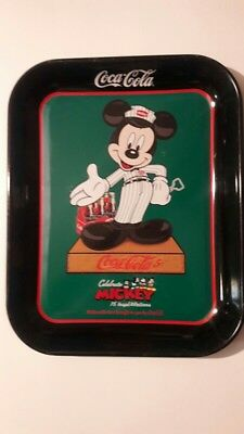 Coca-Cola Mickey Mouse Celebrate 75 InspEARations Tray from Nationwide Tour