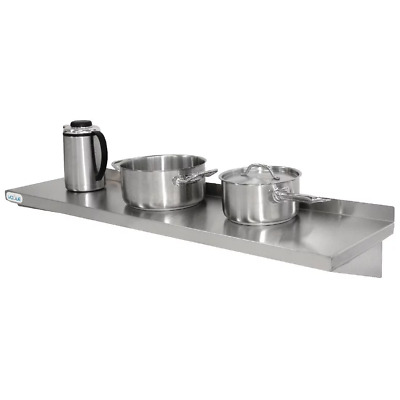 Vogue Kitchen Shelf Stainless Steel Commercial Catering Restaurant Shelving