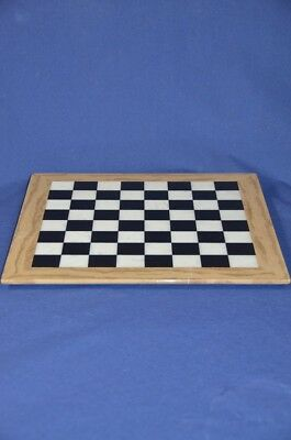 Scacchiera in marmo, marble chessboard