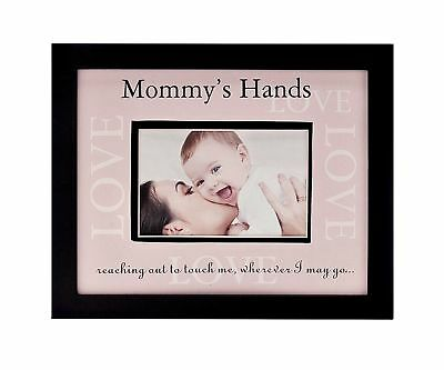 The Grandparent Gift Co. Mommy's Love Frame Black frame