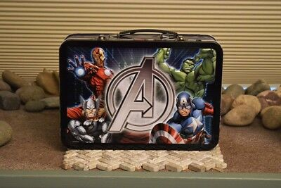 Niue 2014 $2 Marvel Comics The Avengers 4 x 1 Oz Silver Proof Coin Set with Box