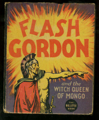 Flash Gordon And The Witch Queen Of Mongo #1190-Blb Vg/fn