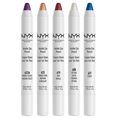 NYX Jumbo Eye Pencil - Various Shades - New Same Day Dispatch