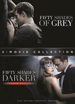 Fifty Shades: 2-Movie Collection New Region 1 Dvd