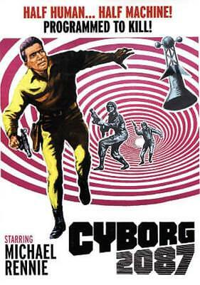 Cyborg 2087 New Dvd