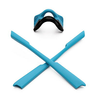 RUBBER KIT REPLACEMENT Arm Ear Sock & Nose Piece for-Oakley M2 Frame ...