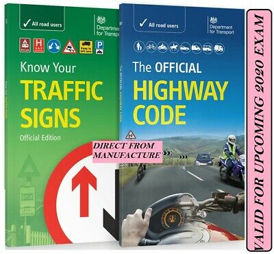 The Official Highway Code ; Know Your books UK Traffic Signs *Hw+Trafc