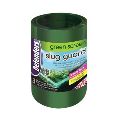 Defenders Green Screen Slug Snail Barrier 8m
