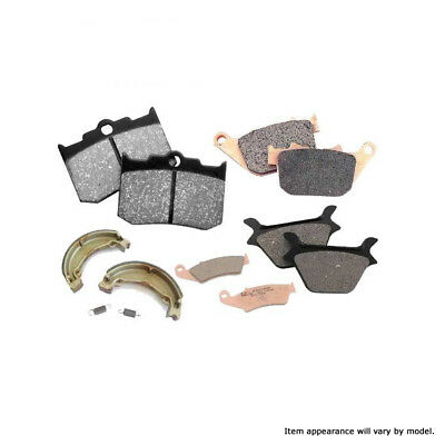 EBC X Carbon Graphite Brake Shoes Kawasaki Bayou 300 1986-1987 | (1) Front
