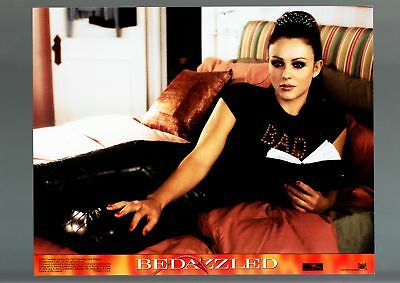 Bedazzled-Elizabeth Hurley-Lobby Card-2000-Mint Condition-Comedy-Devil Nm