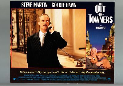 The Out-Of-Towners-1999-Vf-Lobby Card-Comedy-John Cleese-Goldie Hawn-Martin Vf