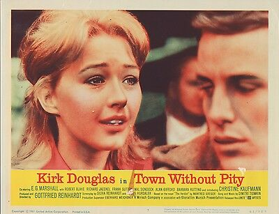 Town Without Pity 1961 11x14 Lobby Card #7
