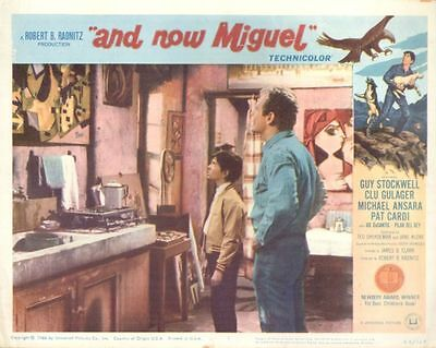 And Now Miguel 11x14 Lobby Card #5