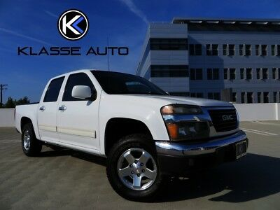 2010 GMC Canyon SLE-1 2010 GMC Canyon SLE-1 Truck Crew Cab Low Price King Shocks Automatic Ca Truck