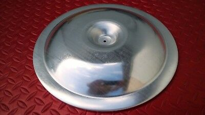 Air Cleaner Lid Only Muscle Car Style 14 Inch Light Weight Aluminum Unbranded