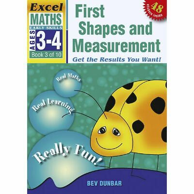 Excel Early Skills Maths Book 3 Shape and Measure