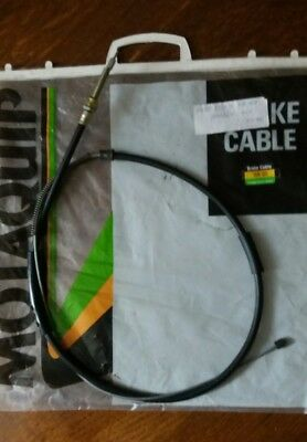 MOTAQUIP VVB325 BRAKE CABLE PEUGEOT 305 mkII