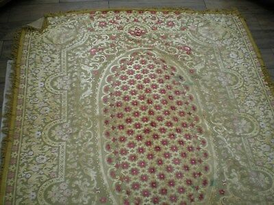 VintageChenille Table Tablecloth in very attractive Style
