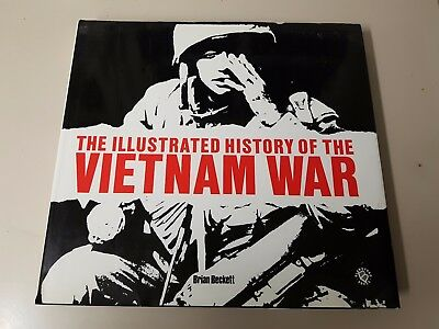 livre the illustrated history of the vietnam war Brian Becket en anglais