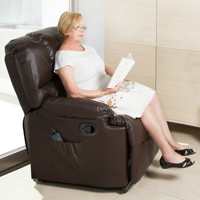 Cecorelax 6001 Massage Relax Chair/Brown