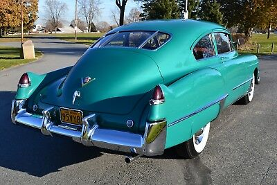 1949 Cadillac Series 62 Club Coupe 1949 Cadillac Series 62 Club Coupe/Sedanette