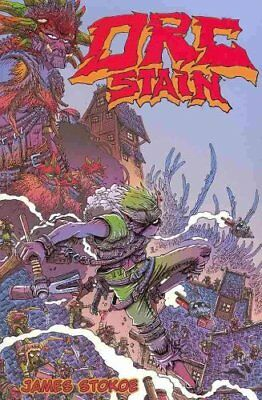 Orc Stain Volume 1 TP by James Stokoe 9781607062950 (Paperback, 2010)