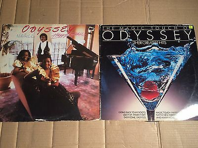 Odyssey - Happy Together + The Magic Touch Of (Their Greatest Hits) - 2 Lp