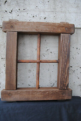 "Fenster ""T"" -Wood-"