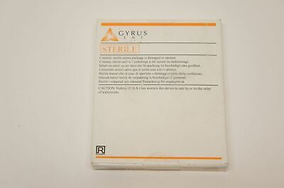 140051 ~ Gyrus Off Centered Porp 4.57mm x 1.17mm