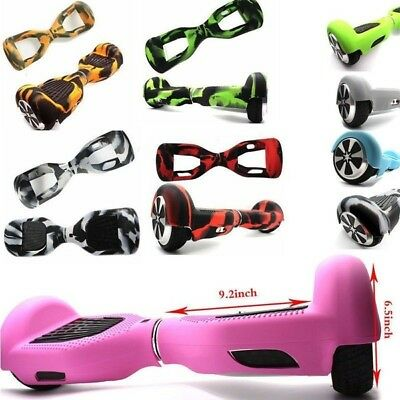Hoverboard 6,5 Pollici Luci Led Bluetooth Monopattino Elettrico Scooter Overb...