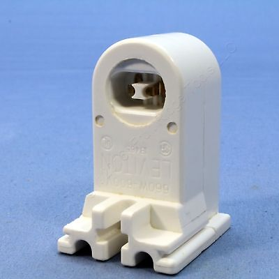 Leviton High Output T8 T12 Horizontal Fluorescent Lampholder Fixed Socket 13465