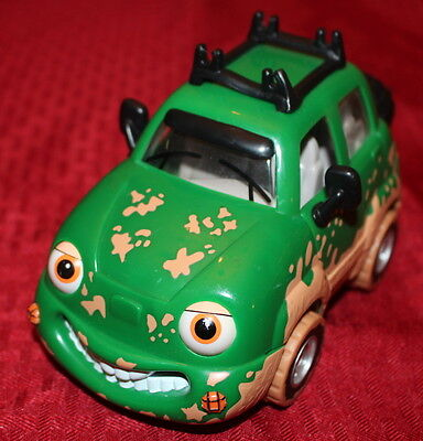 the Chevron Collectible Cars Freddy 4-Wheeler No. 4 1996 Techron Corporation