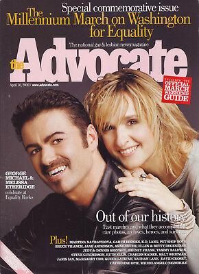 The Advocate Complementary Issue 30. April 2000 Melissa Etheridge