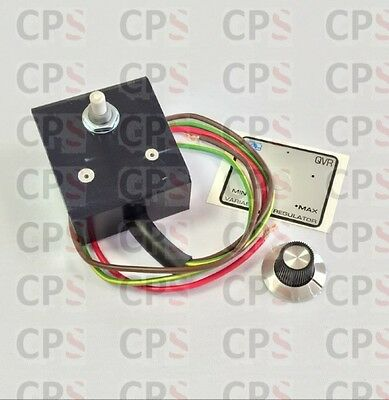 Dimmer Switch Qvr/S Variable Ac Voltage Regulator For Heat Lamp Display Units