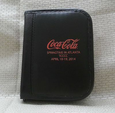 Coca-Cola Collectors Club 2014 Springtime In Atlanta 2 Playing Cards Set In Case
