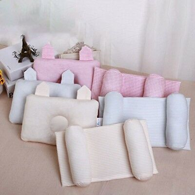 Nice Anti-roll Sleep Soft Pillow For Newborn Baby Stereotype Washable Pillow