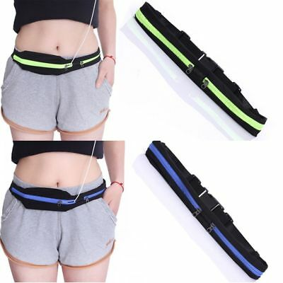 Fitness Pack Belt Sports Belly Fanny Cycling Pouch Jogging Running Bag Waist