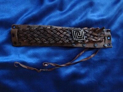 VERY RARE Cheiron's (Nathaniel Lees) Armband from The Young Hercules Movie Xena