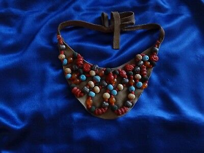 ULTRA RARE Xena/Hercules Prop - Amazon Colorful Beaded Necklace