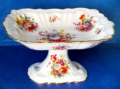 Hammersley MINUET Gorgeous Bone China Large Compote Fruit Stand