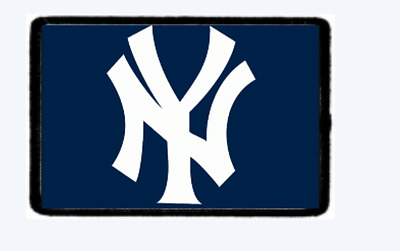 Yankees Morale Patch, Hook and Loop, Tactical Morale Patch, Morale Patches,
