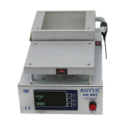Aoyue 500W Dual Plate Digital Hot Plate System