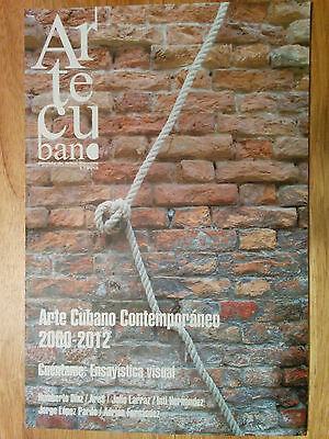 "Revista ""arte Cubano""  Contemporary Art Magazine Cuba Arte"