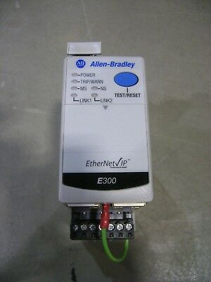 Allen Bradley ESM-I-30A-T Electronic Overload Module With Ethernet