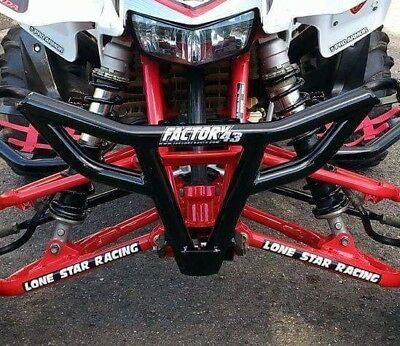 TRX450R XC front bumper by Factory 43