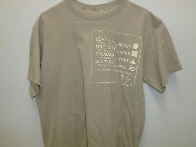 Vintage Frank Lloyd Wright T-Shirt  M Architecture Taliesin Medium