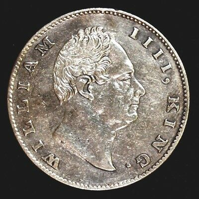1 RUPEE 1835, British India, East India Company